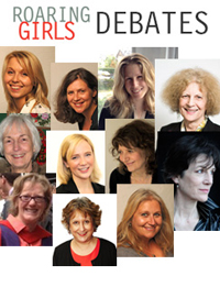 University of Brighton's Dr Kate Aughterson is taking part in the Roaring Girls on Stage debate at the RSC