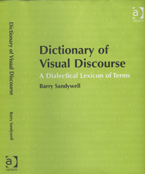Dictionary of Visual Discourse book cover