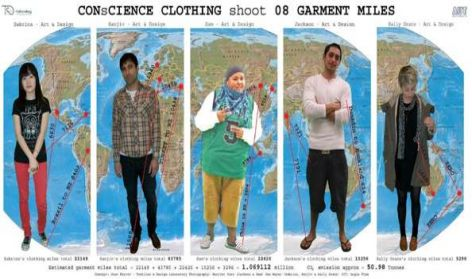 Conscience Clothing 2008