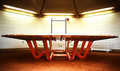 Fred Baier Conference Table