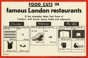 'Food cuts'.