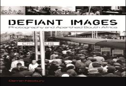 Image of the cover of Defiant Images by Darren Newbury