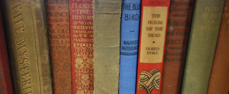 Watkinson Library Books