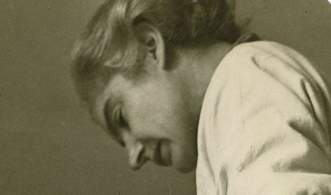 Nora Braden detail (150 years of art - Brighton Faculty of Arts)