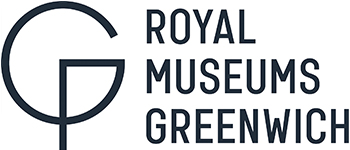 Logo of the Royal Museums of Greenwich