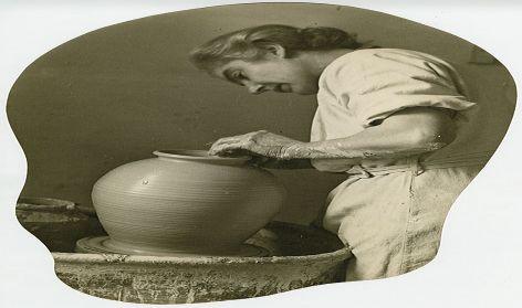 Nora Braden (150 years of art - Brighton Faculty of Arts)