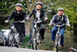 Smart e-bikes