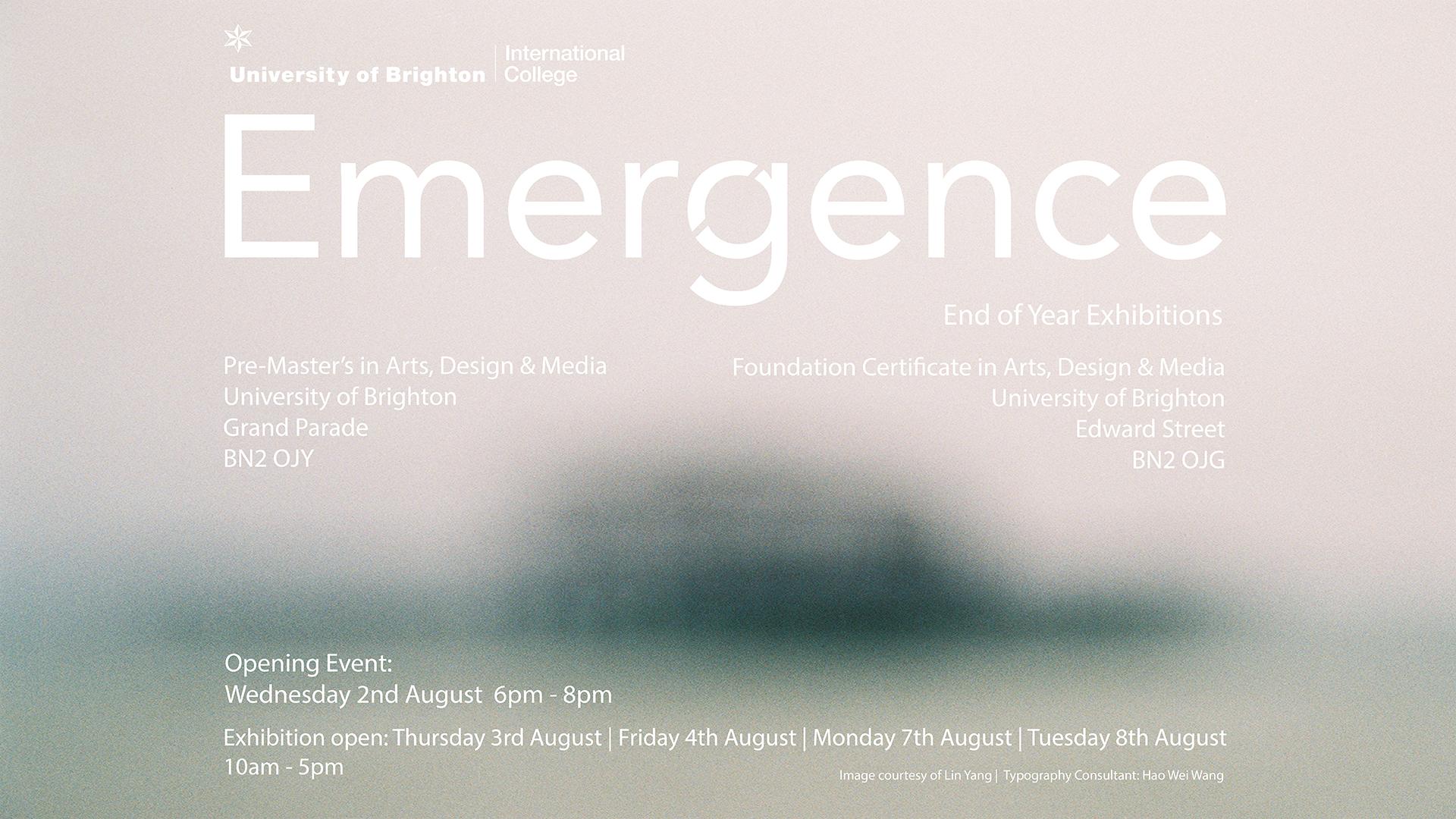 Emergence - UBIC