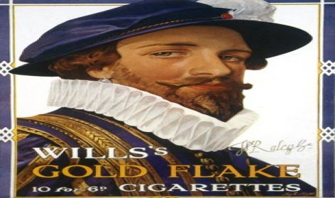 Will's Gold Flake Cigarettes