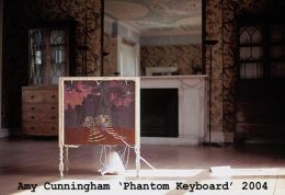 Amy Cunningham: Phantom Keyboard 2004