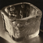 ''The Fish' bowl with deep engraving designed by Gunnel Nyman, manufactured at Riihimäki Glass Factory' (1937). Catalogue number: DCA-30-1-ORN-GW-IL-17. Design Council Archive / University of Brighton Design Archives.