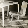 'Bent plywood chair' (1940s). Catalogue number: DCA-30-1-FUR-CH-SO-5. Design Council Archive / University of Brighton Design Archives.