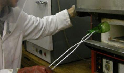 Laboratory Glass Making