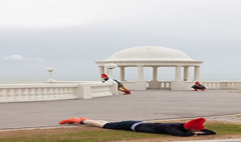 Slow Races, Bexhill seafront