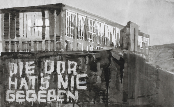 Emma Stibbon: There Never Was A GDR