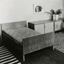 'Bedroom furniture designed by Alvar Aalto and made by Artek' (1947). Catalogue number: DCA-30-1-INT-BE-IL-7. Design Council Archive / University of Brighton Design Archives.