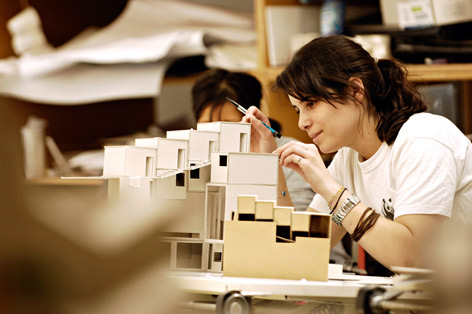 Architecture Student brighton architecture: building on excellent foundations | news