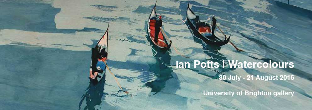 Ian Potts Watercolours