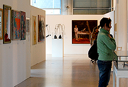 University of Brighton gallery