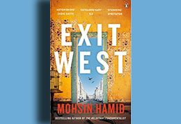 Front cover of the novel Exit West
