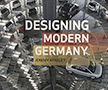 Book cover, Jeremy Aynsley, Desgining Modern Germany