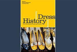 Book cover of Dress Histories