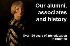 Link to Arts Brighton alumni and associates