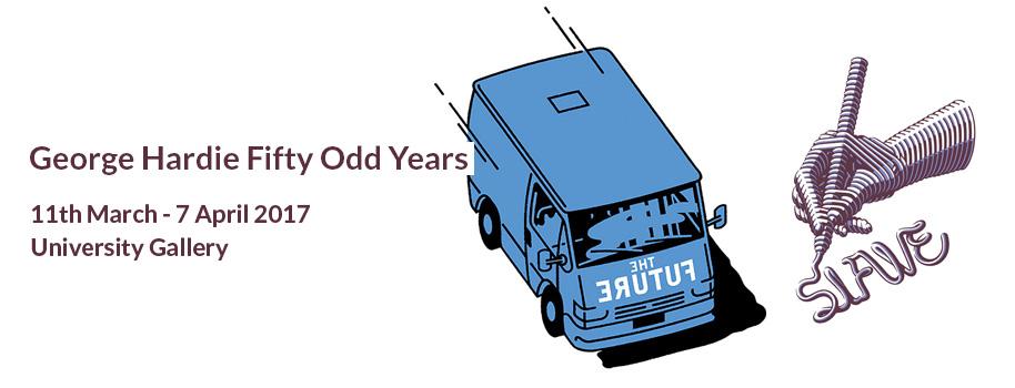 George Hardie Fifty Odd Years
