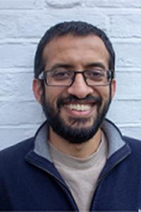techne student Sunil Chandy