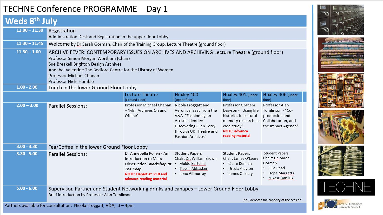 TECHNE-Congress-July-2015-Day-1-Programme