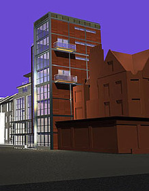 Stephen Adutt architect Brighton